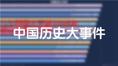 中国历史大事件